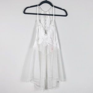 Victoria's Secret White Nightie Size Small